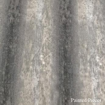 Cozy Grå/Silver - Cozy Grå 1m