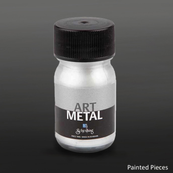 Art Metal Silver - Burk 30 ml