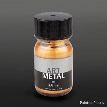 Art Metal Mellanguld - Burk 30ml
