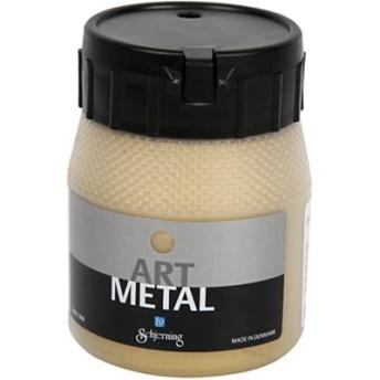 Art Metal Ljusguld - Burk 250 ml