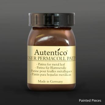 Bladmetall Patina - Blatmedtall patina 100 ml