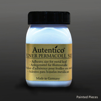 Transprent lim bladmetall - Transparent bladlim