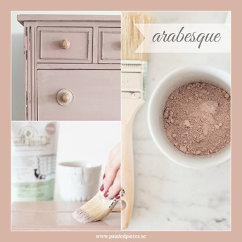 Arabesque - Milk Paint 230g