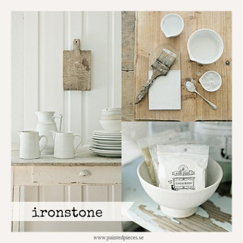 Ironstone - Milk Paint 230g