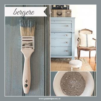 Bergere - Milk Paint 230g