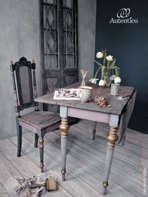 Autentico lime & chalk paint, Photo Autentico Sweden