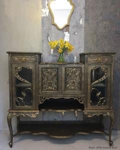 Autentico Baroque Bronze, New Gold och Ancient Copper