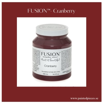 Cranberry - Fusion 500 ml