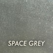 Autentico Metallico Space Grey - Burk 500 ml