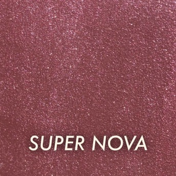 Autentico Metallico Super Nova - Handmålad tag ca 5x8 cm