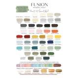 Färgkarta Fusion