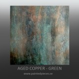 Aged Copper GRÖN