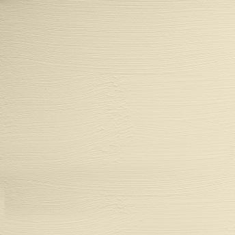 Antique White - Vintage Handmålad Tag 3x6 cm