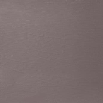 Aubergine - Vintage Handmålad Tag  3x6 cm