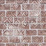 Decorated Bricks
