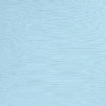 Blue Star - Vintage Handmålad Tag 3x6 cm