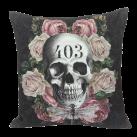 Organic Black 403 Skull