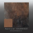 PP Rust in a Jar - GOLDEN