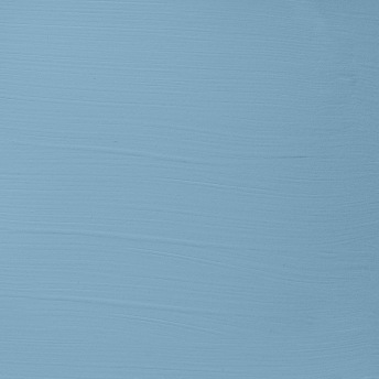 Royal Blue - Vintage Handmålad Tag 3x6 cm