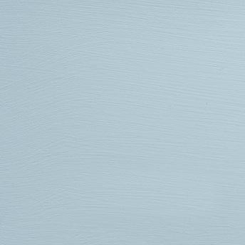 Polar Blue - Vintage Handmålad Tag 3x6 cm