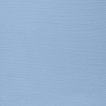 Swedish Blue - Vintage Handmålad Tag 3x6 cm