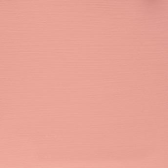 Blushed - Vintage Handmålad Tag  3x6 cm