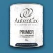 Autentico Primer/Spärrgrund BLÅ - Burk 1 Liter