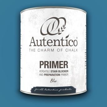 Autentico Primer/Spärrgrund BLÅ - Burk 500 ml