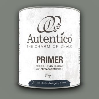 Autentico Primer/Spärrgrund GRÅ - Burk 500 ml