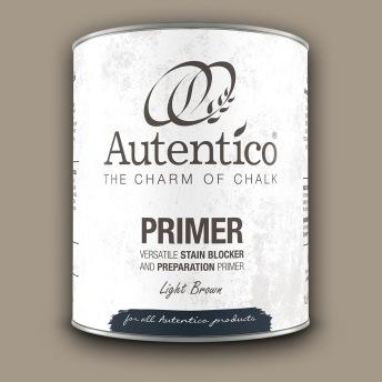 Autentico Primer/Spärrgrund LJUSBRUN - Burk 500 ml