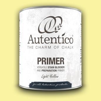 Autentico Primer/Spärrgrund LJUSGUL - Primer 500 ml