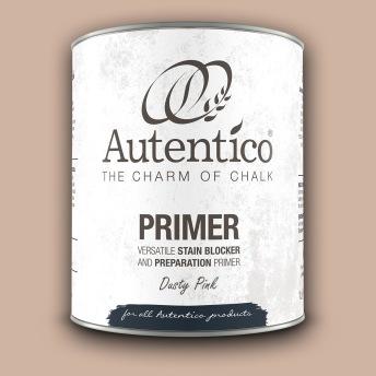 Autentico Primer/Spärrgrund PUDERROSA - Burk 500 ml