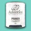 Autentico Primer/Spärrgrund AQUA - Handmålad tag - provbit 3x6 cm