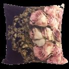 Organic Black Rococo Roses