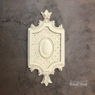 Decor Plaque WUB1710 20x10cm