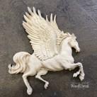 Winged Horse WUB2175 Mått 7x8cm