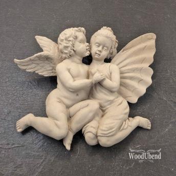 Angels WUB2027 Mått 18x15cm - Ornament