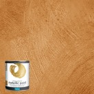 Polyvine Metallic Paint Antique Gold