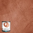 Polyvine Metallic Paint Copper 500ml