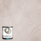 Polyvine Metallic Paint Silver 500 ml