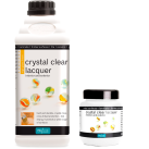 Polyvine Crystal Clear Laquer / Binder