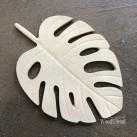 Palm Leaf WUB2186 Mått 7×5cm