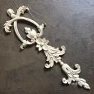 Decorative Drop (L) WUB2095 Mått 30x9.5cms