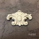 Decorative Plume WUB1667 Mått 7.5x5cm