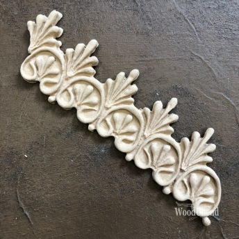 Baroque Trim WUB2169 Mått 13.5x4cm - Trim