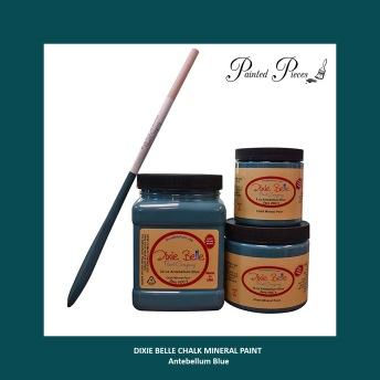 DBP Antebellum Blue - Burk ca 237 ml (8oz)