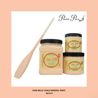 DBP Apricot - Burk ca 237 ml (8oz)