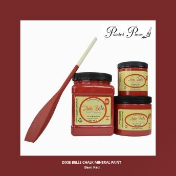 DBP Barn Red - Burk ca 237 ml (8oz)