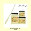DBP Lemonade - Handmålad tag (trä) ca 3x6 cm