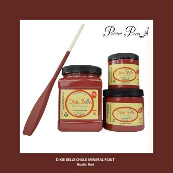 DBP Rustic Red - Burk ca 237 ml (8oz)